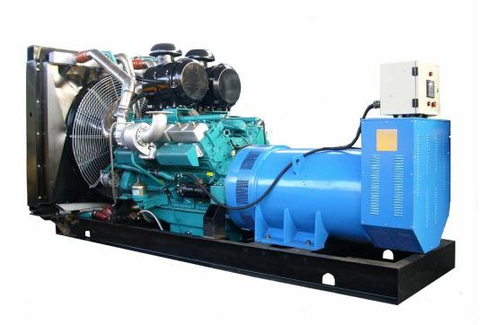 100kw通柴柴油发电机组