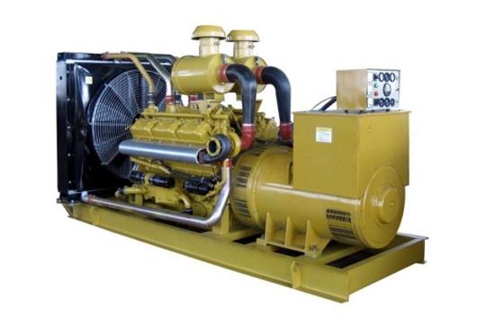 160kw上海凯普柴油发电机组