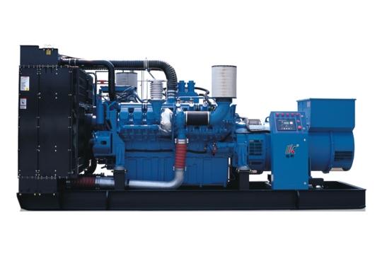 MTU(奔驰)柴油发电机组