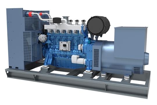 天燃气发电机组