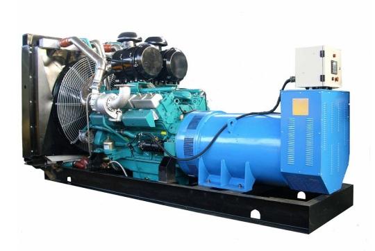 300kw通柴柴油发电机组