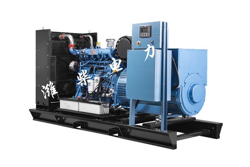 400kw备用潍柴柴油发电机组