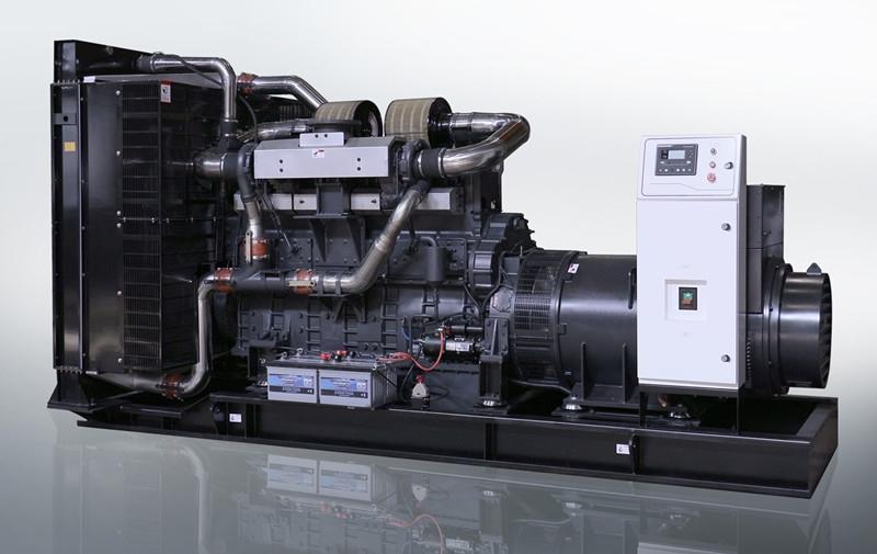 700KW上柴股份发电机组
