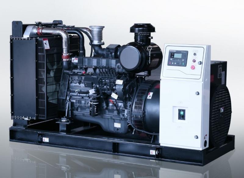 140KW上柴柴油发电机组