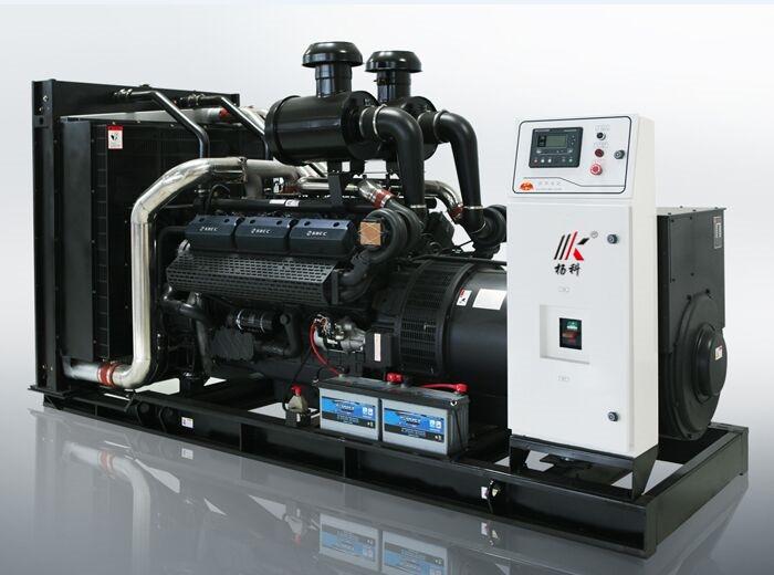 600KW上柴柴油发电机组