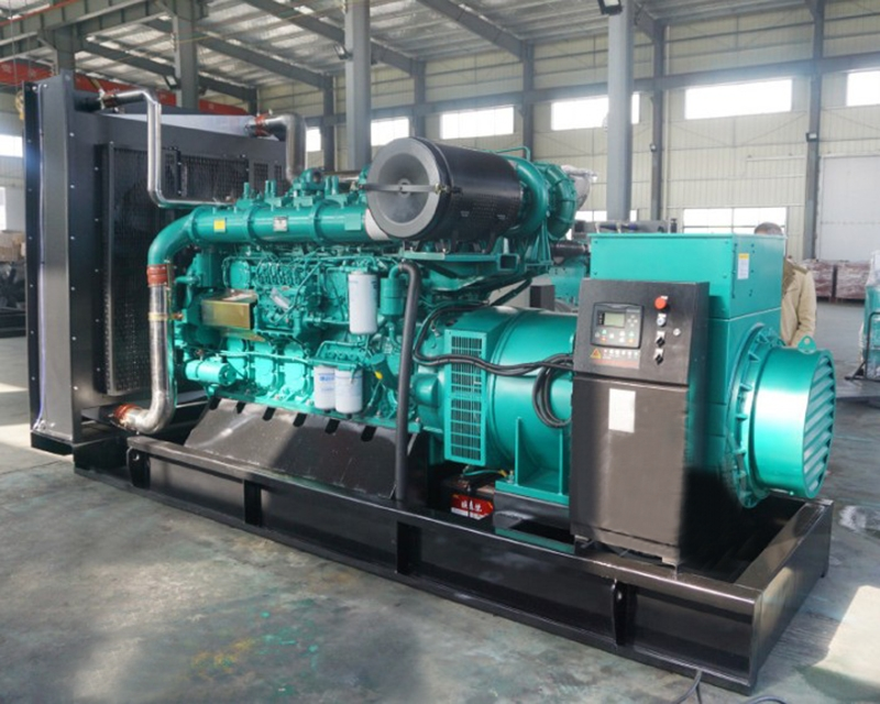 1650KW玉柴柴油发电机组
