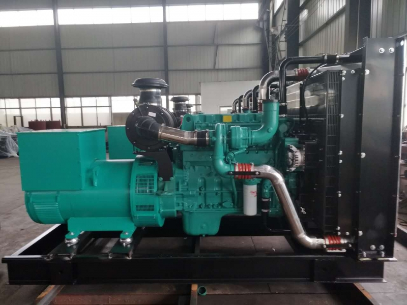 500KW重庆康明斯柴油发电机组