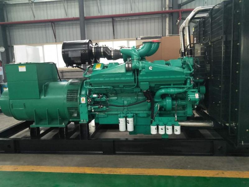 580KW重庆康明斯柴油发电机组