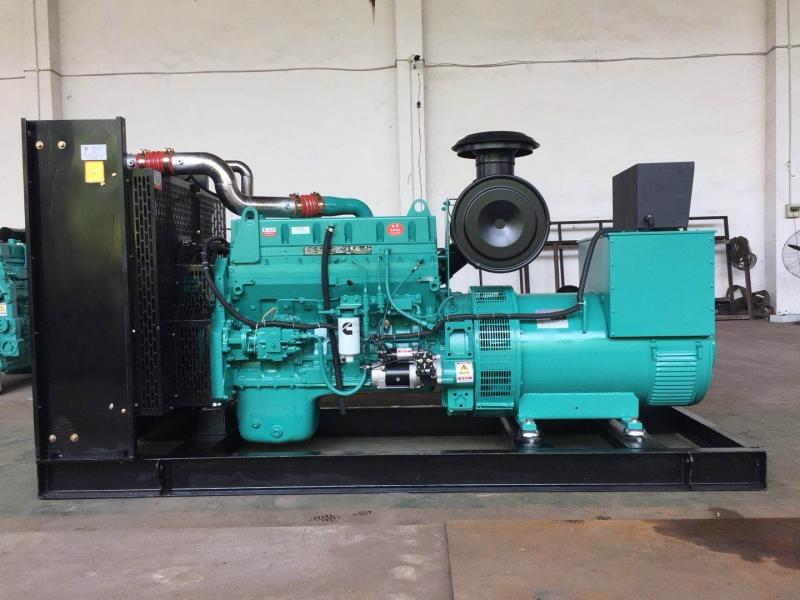 150kw东风康明斯系列发电机组