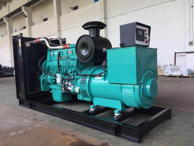 160KW东风康明斯柴油发电机组